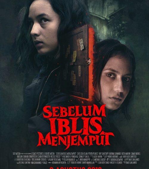 Poster Sebelum Iblis Menjemput 2018