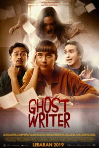 Poster Ghost Writer