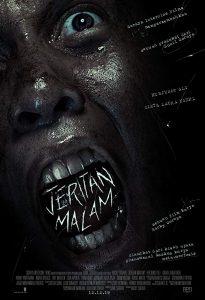 Poster Jeritan Malam