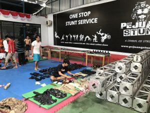 Stunt & Rigging Equipment